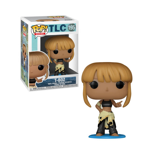 Funko Pop! TLC: T-Boz #195
