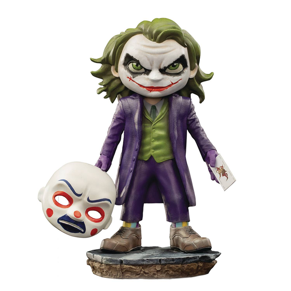 [PRE-ORDER] Iron Studios MiniCo Batman Dark Knight - The Joker