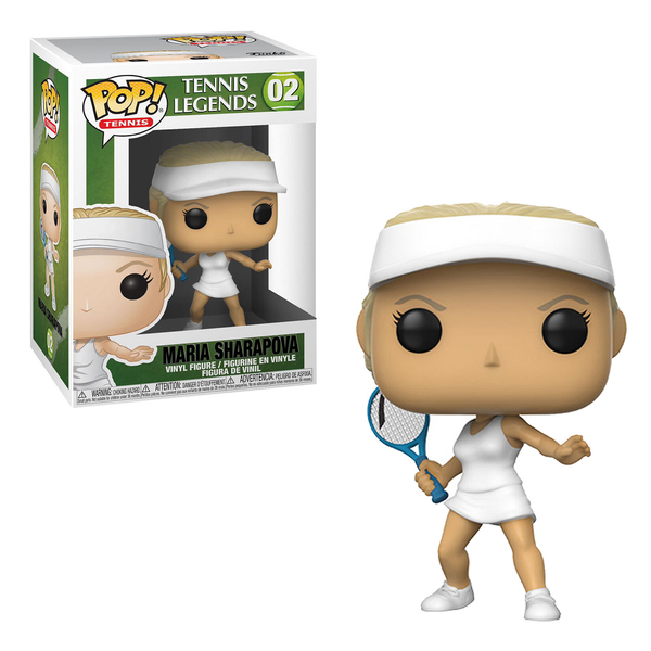 Funko Pop! TENNIS: Maria Sharapova #02