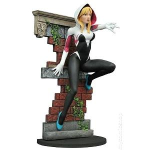 Gallery: Spider Gwen Unmasked Edition [2016 SDCC]