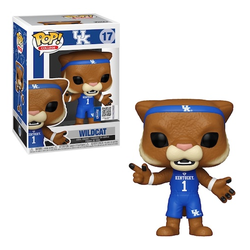 Funko Pop! College Mascot: UK Wildcat #17
