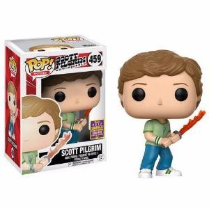 Funko Pop! SCOTT PILGRIM: Scott Pilgrim [Sword of Destiny] #459 [2017 Summer]