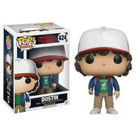 Funko Pop! STRANGER THINGS: Dustin #424