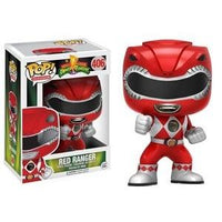 Funko Pop! POWER RANGERS: Red Ranger #406