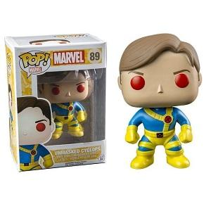 Funko Pop! MARVEL: Unmasked Cyclops #89