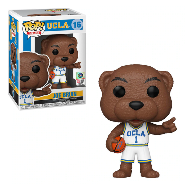 Funko Pop! College Mascot: UCLA Joe Bruin #16