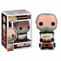 Funko Pop! THE SILENCE OF THE LAMBS: Hannibal Lecter #25