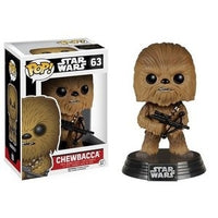 Funko Pop! STAR WARS: Chewbacca #63