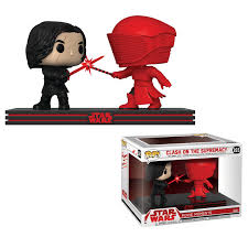 Funko Pop! STAR WARS Movie Moments: Kylo & Praetorian Guard #265