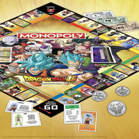 Monopoly: Dragon Ball Super - Universe Survival