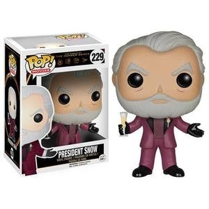 Funko Pop! THE HUNGER GAMES: President Snow #229