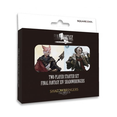 Final Fantasy TCG: XIV Shadowbringers - Two Player Starter Set