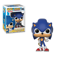 Funko Pop! SONIC THE HEDGEHOG: Sonic with Ring #283