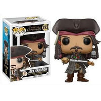 Funko Pop! Pirates of the Caribbean: Jack Sparrow #273