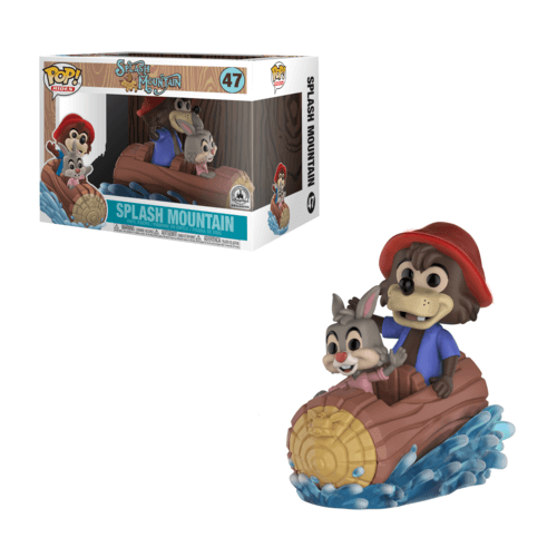 Funko Pop! RIDES: Splash Mountain #47