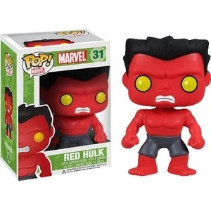 Funko Pop! MARVEL: Red Hulk #31