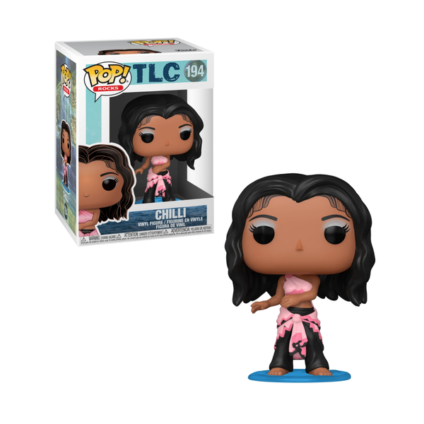 Funko Pop! TLC: Chilli #194