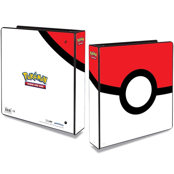 "Pokemon - Pokeball 2"" Album 3-Ring Binder by Ultra Pro"