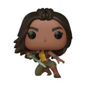 Funko Pop! RAYA THE LAST DRAGON: Raya #999