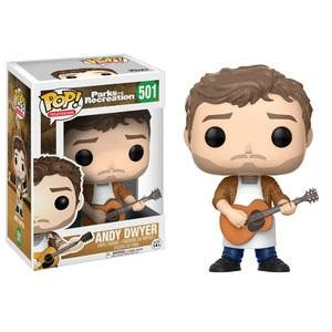 Funko Pop! PARKS AND RECREATION: Andy Dwyer #501