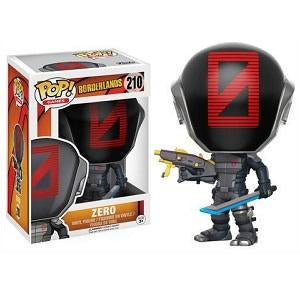 Funko Pop! BORDERLANDS: Zero #210
