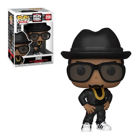 Funko Pop! ROCKS RUN DMC: DMC #200