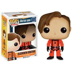 Funko Pop! DOCTOR WHO: Eleventh Doctor #237 [Orange Suit]
