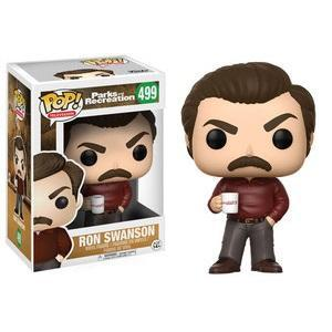 Funko Pop! PARKS AND RECREATION: Ron Swanson #499