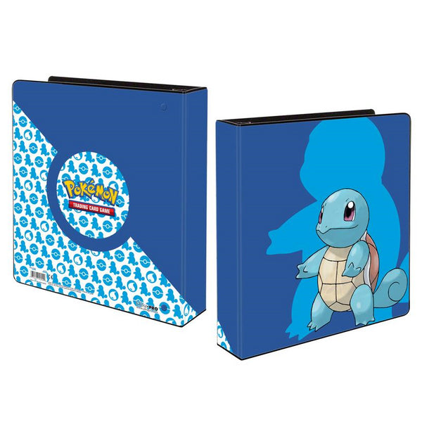"Pokemon - Squirtle 2"" Album 3-Ring Binder by Ultra Pro"
