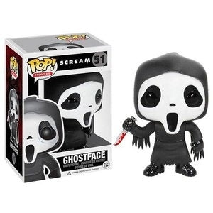 Funko Pop! SCREAM: Ghost Face #51