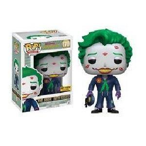Funko Pop! DC: The Joker [With Kisses] #170 [Hot Topic]
