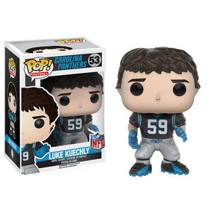 Funko Pop! NFL: Luke Kuechly #53 Wave 3