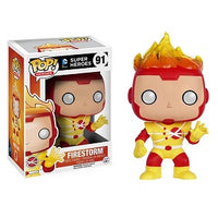 Funko Pop! DC: Firestorm #91