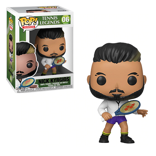 Funko Pop! TENNIS: Nick Kyrgios #06