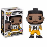 Funko Pop! NFL: Antonio Brown #62 Wave 4