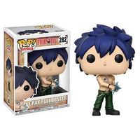 Funko Pop! FAIRY TAIL: Gray Fullbuster #282