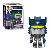 Funko Pop! TRANSFORMERS: Soundwave #26