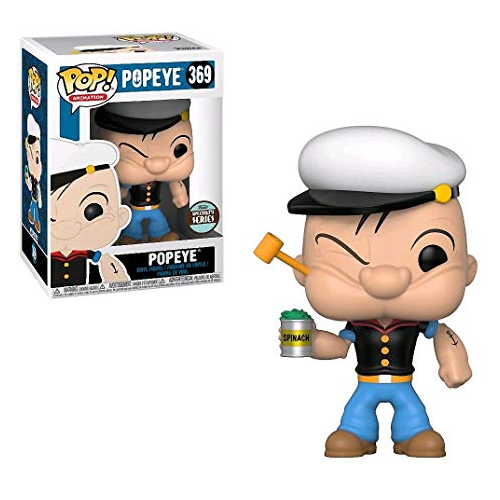 Funko Pop! POPEYE: Popeye #369 [Specialty Series]