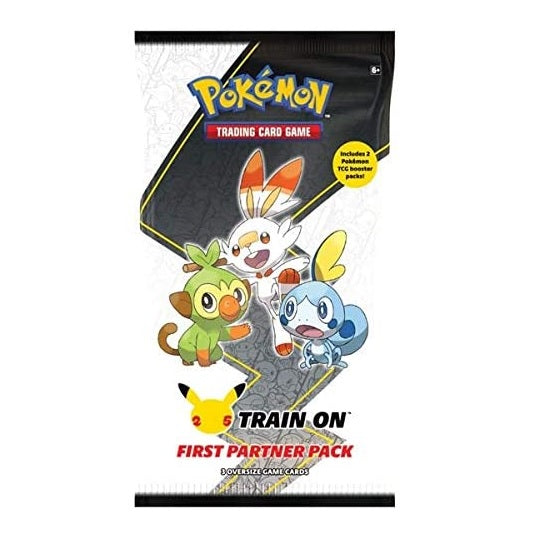 Pokemon TCG: First Partner Pack [Galar]