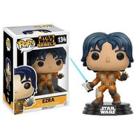 Funko Pop! STAR WARS: Ezra #134