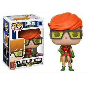 Funko Pop! DC: Carrie Kelley Robin #115 [PX]