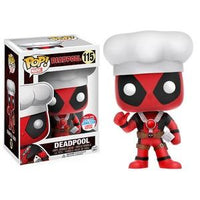 Funko Pop! MARVEL: Chef Deadpool #115 [2016 NYCC]