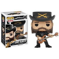 Funko Pop! ROCKS: Lemmy Kilmister #49