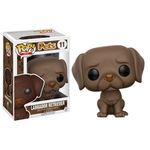 Funko Pop! PETS: Labrador Retriever #11