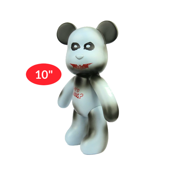 Popobe Joker Bear 10""