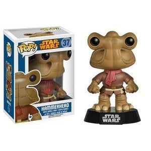 Funko Pop! STAR WARS: Hammerhead #37