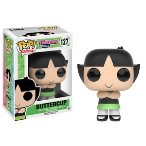Funko Pop! POWERPUFF GIRLS: Buttercup #127
