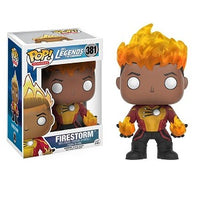 Funko Pop! DC: Firestorm #381