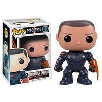 Funko Pop! MASS EFFECT: Commander Shepard #09