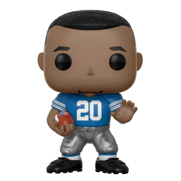 Funko Pop! NFL LEGENDS: Barry Sanders #81